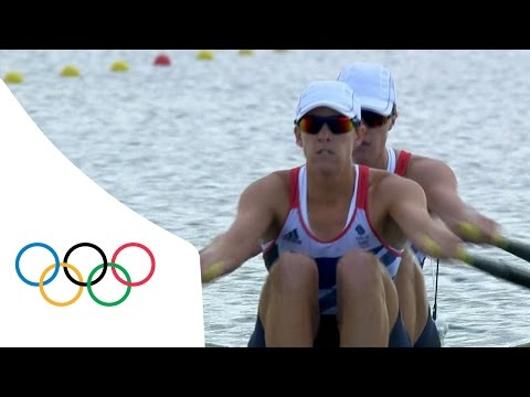 Katherine Grainger relives her Olympic Journey