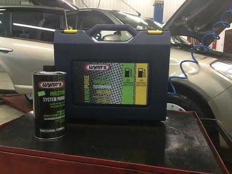 Wynn's EnviroPurge® (ЭкоЧистка топливной системы автомобиля)