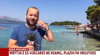 Report TV ka shkuar në Ksamil, në vendin ku një ditë më parë humbi jetën 15- vjeçarja ruse, Ksenia Roik. Në një lidhje me...
