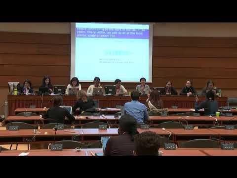 Best Practice Forum (BPF) on Gender & Access