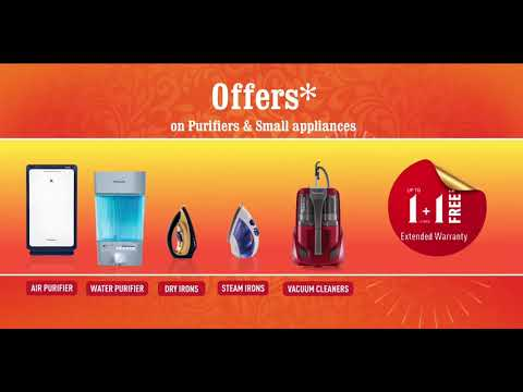 Panasonic India announces festive offers for its customers  'India Ka Tyohaar. Panasonic Ka Uphaar'