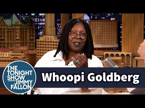 whoopi - Jimmy talks to Whoopi about her movie, Teenage Mutant Ninja Turtles, and having her first great-grandchild. Subscribe NOW to The Tonight Show Starring Jimmy ...