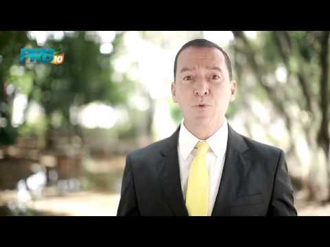 Programa PRB - Mensagem do deputado federal Vinicius Carvalho
