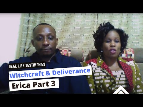 Bamboo Presents Part 3 of Erica Mukisa's Testimony of Witchcraft & Deliverance