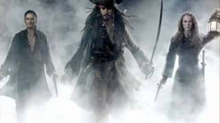 Hoist The Colors  Pirates Of The Caribbean FULL SONG WITH LYRICS
