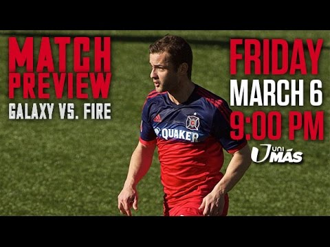 Video: Chicago Fire Discuss Anticipation for Season-Opener