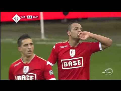 Standard Liège vs. Mouscron-Péruwelz  3 - 0 All Goals (Pro League - 27 December 2015) (видео)