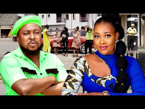 The Rich Guy Pretend To Be A Watchman To Find True Love Complete Season-Nosa Rex 2020 Nigerian Movie