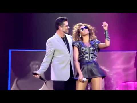 George Michael & Beyoncé - If I Were A Boy (Live At London's O2 Arena)