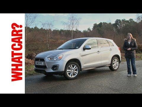Mitsubishi ASX 2014 video review – What Car?