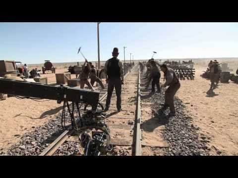 The Lone Ranger - Riding The Rails Of The Lone Ranger - Behind the Scenes