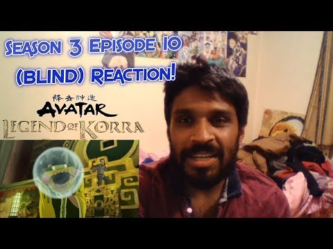 Avatar The Legend of Korra Season 3 Episode 10 (BLIND) Reaction! Long live the Queen! HOLY CRAP! O_o