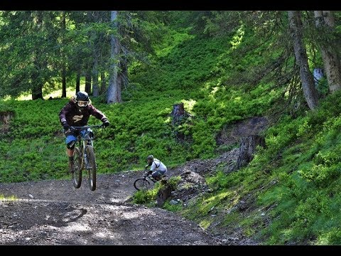 Bikepark Leogang Hot Shots 2018