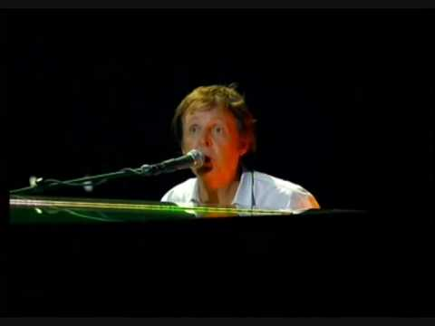 Let It Be - Paul McCartney - Live Olympia - DVD Quality