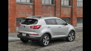 Real World Test Drive 2011 Kia Sportage