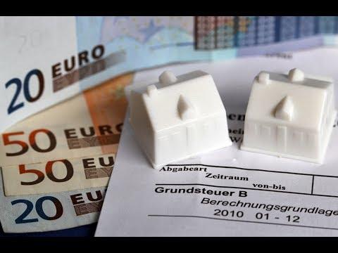 Grundsteuer verfassungswidrig: Das sind die Alternati ...