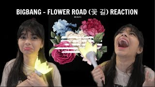 Video BIGBANG - FLOWER ROAD (꽃 길) REACTION | [IM NOT OKAY] MP3, 3GP, MP4, WEBM, AVI, FLV Juni 2018