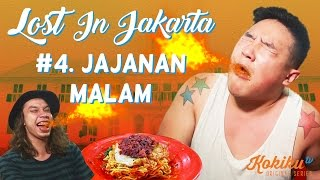 Video LOST IN JAKARTA #4: Late Night Snack & Spicy Noodle Challenge feat. Awesome Eats & Gerry Girianza MP3, 3GP, MP4, WEBM, AVI, FLV Maret 2018