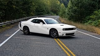 2015 Dodge Challenger R/T Scat Pack Car Review