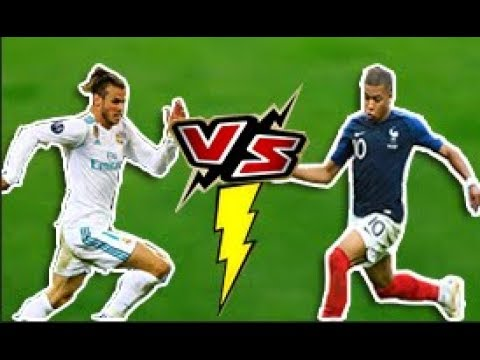Video Kylian Mbappe Vs Gareth Bale - Amazing Speed Show  2018 -- HD download in MP3, 3GP, MP4, WEBM, AVI, FLV January 2017