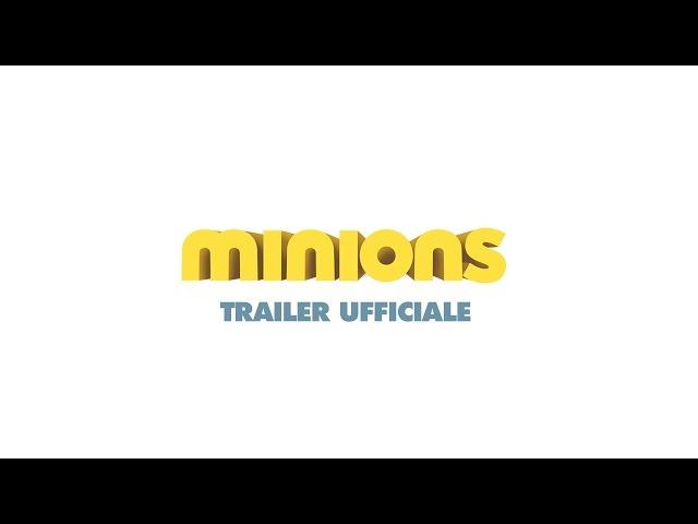 Anteprima Immagine Trailer Minions