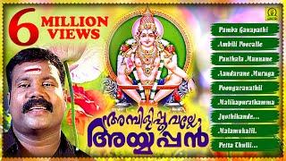 Download Lagu Ambilipoovalle Ayyappan | കലാഭവൻ മണിയുടെ അയ്യപ്പഭക്തിഗാനങ്ങൾ | Devotional Songs of Kalabhavan Mani Mp3
