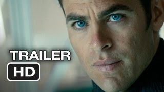 Star Trek Into Darkness NEW Trailer 1 (2013) JJ Abrams Movie HD