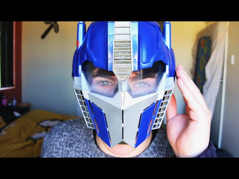 Prime - Have some Destiny things and check out this Optimus head piece. ▻Leave a LIKE/FAVOURITE if you enjoyed the video! Click Here To Subscribe! ▻ http://bit.ly/11xDHz5 Facebook ▻ http://www.f...