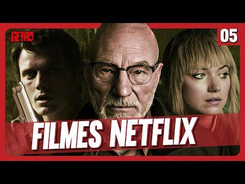 5 FILMES SINISTROS DISPONÍVEIS NA NETFLIX: VOL. 5