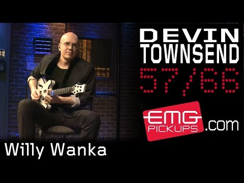 Exclusive Devin Townsend instrumental
