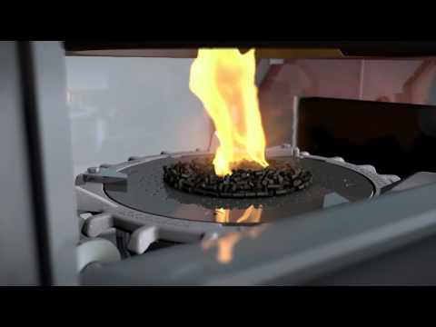 Noveau: Principe de fonctionnement de la chaudière à granulés KWB Easyfire avec CleanEfficiency