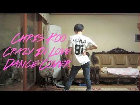 Guy dances to Beyonce's Crazy in Love and nails it.