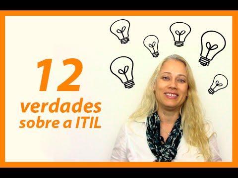 12 Verdades sobre a ITIL :: Alexandra Hütner