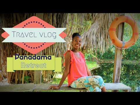 ♔ Travel Vlog ♔ | Guyana - Pandama Retreat | Part 1