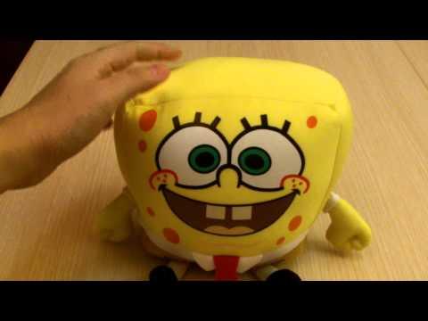 Product Review: SpongeBob SquarePants Sponge Bob Soft Beanie Plush Doll