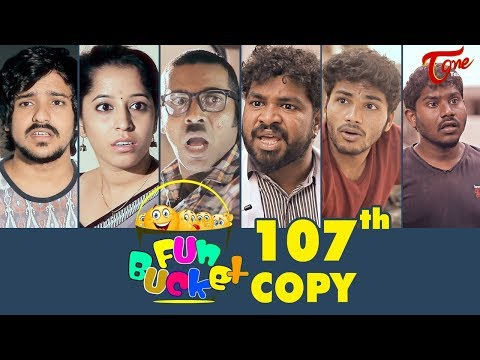 Fun Bucket | 107th Episode | Funny Videos | Harsha Annavarapu | Telugu Comedy Web Series