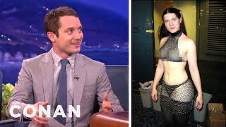 Elijah Wood Gets Gender-Swapped By The Internet