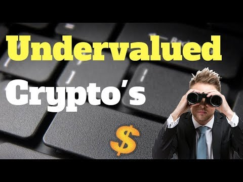 3 Crypto's With HUGE Future Value That Are Currently Undervalued