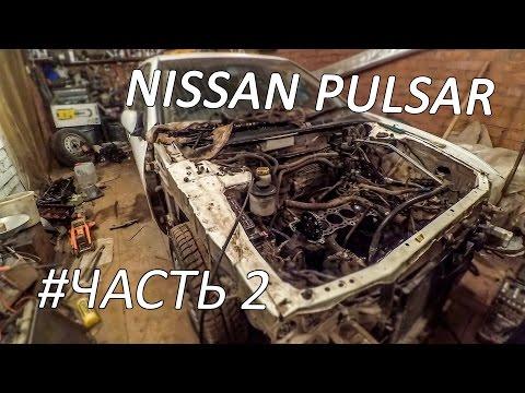 Nissan pulsar автомат снимок