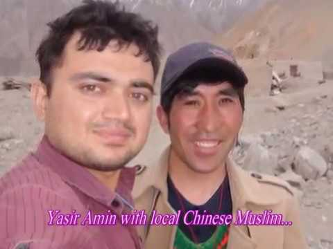 Kashgar City To Tashkurgan, Xinjiang, China by Cab, going towards to Khunjerab Pass, Pakistan.