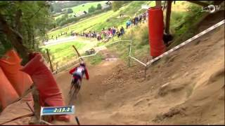 Neko Mulally chainless 2014 Hafjell world champs - YouTube