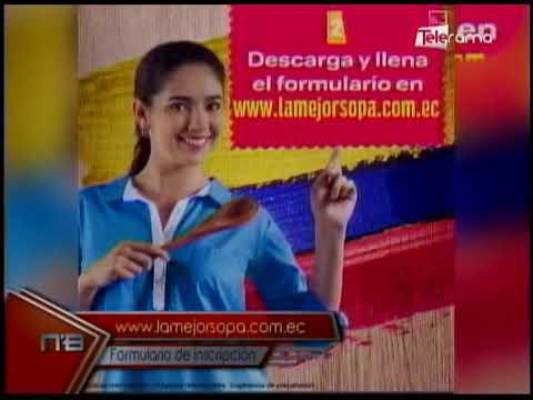 Maggi presenta campaña La Mejor Sopa del Ecuador