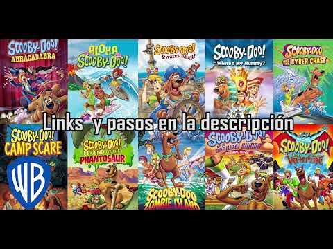 Descargar Todas las peliculas de Scooby-Doo en latino, por mega y con links directos sin publicidad