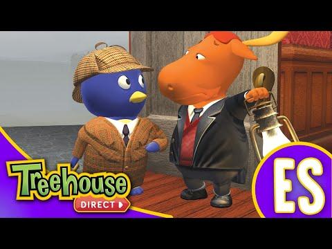 Video Los Backyardigans Dibujos Animados: 24-26 Episodios Para Niños - Compilación De 70 Mins download in MP3, 3GP, MP4, WEBM, AVI, FLV January 2017