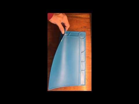 Banggood - 34x23cm Heat-resistant Silicone Pad
