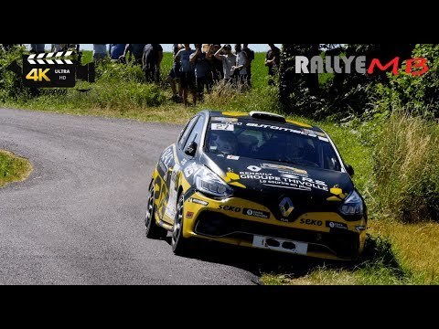 Best Of Rallye Rouergue 2018 4K