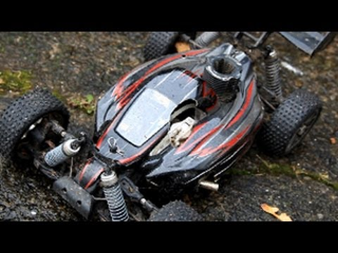 hobao - For latest RC Nitro Gear this link out Now: http://bit.ly/Wb6ufn Taken in the garden I thought I'd put a little video together of the hands on nature of nitr...