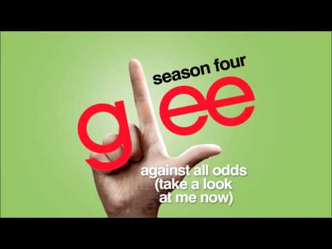 Glee Cast - Against all odds lyrics
