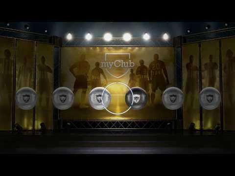 PES 17 MyClub En İyi Temsilcilerin Listesi ( Castolo [FV] )  Top Açılımı