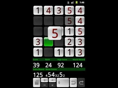 Video of Number Puzzle